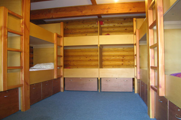 Shared Bunk Rooms